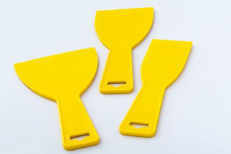 Fabricantes de espátulas de plástico Duroplast
