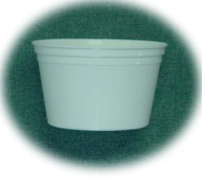 envase de plástico polipropileno resina olefinica medio litro grado alimenticio