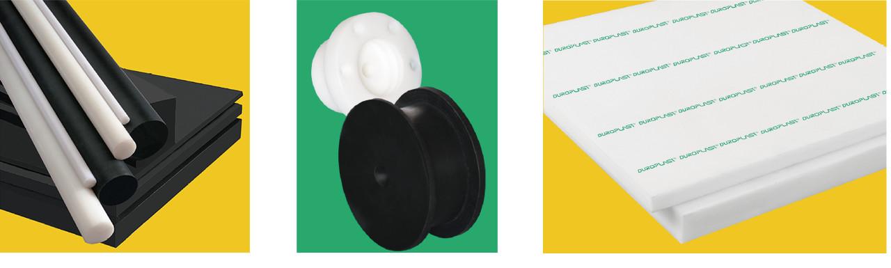 Duroplast Acetal - Plásticos de Ingeniería collage