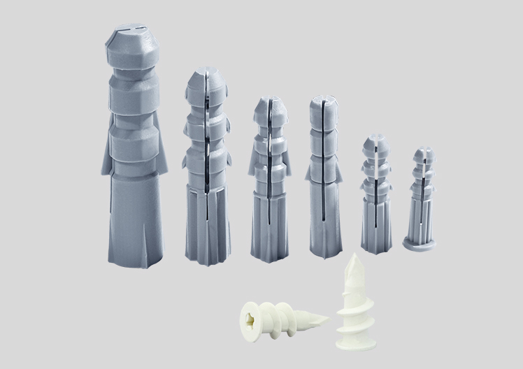 fabricantes de taquetes Anker de plástico fabrica de taquetes en México