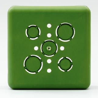 caja eléctrica cuadrada de plástico nylon nyalcero
