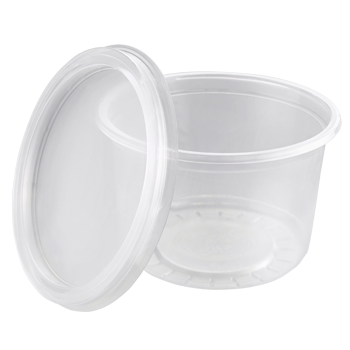 envases plásticos polipropileno cuarto litro grado alimenticio